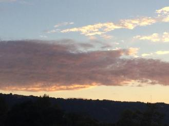 Sunset over Pleasanton 4