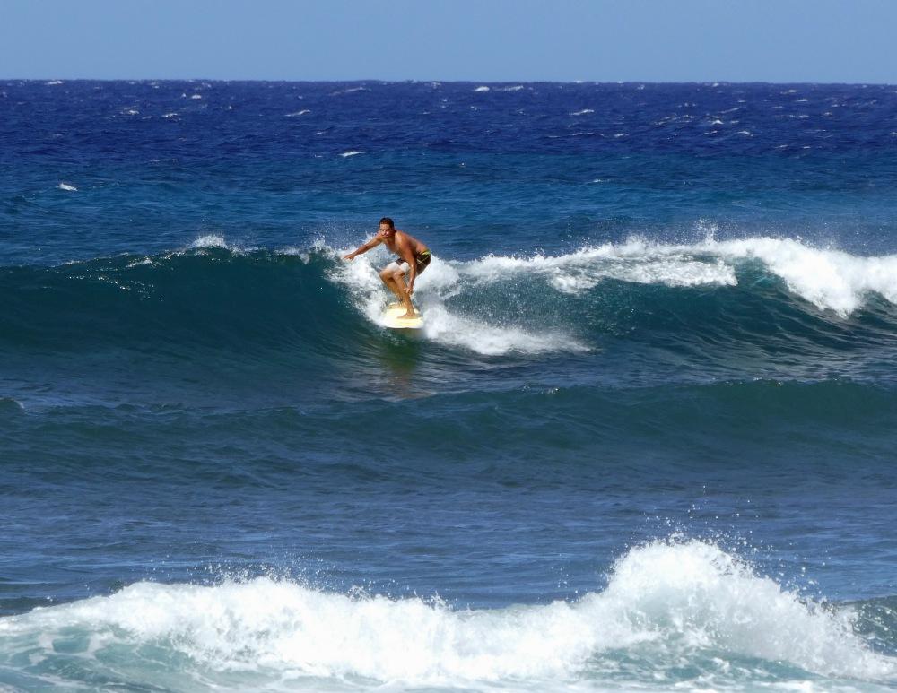 surfer poipu