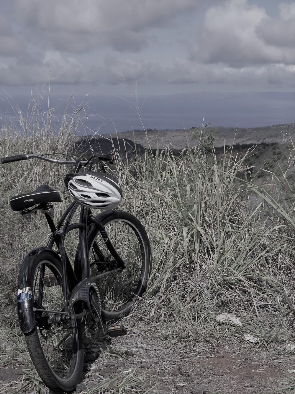 bike in Hawaii